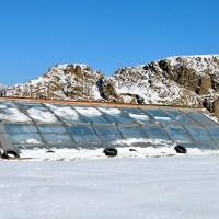 Le GERES et ses serres solaires passives