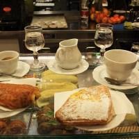Petit-déjeuners à l'italienne