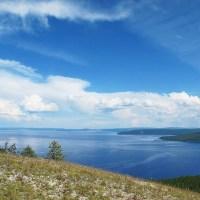 Le lac Khovsgol, perle de la Mongolie