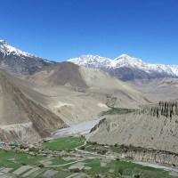 Trek circuit des Annapurnas : de Muktinath à Tatopani par le Mustang