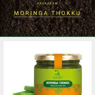moringa-thokku