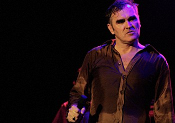 Morrissey suffers 'medical emergency' in European accident, postpones Canadian concerts