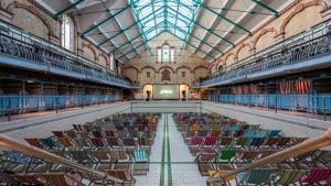 A Gorgeous Pop Up Cinema Is Coming To Manchester's Victoria Baths Next Month