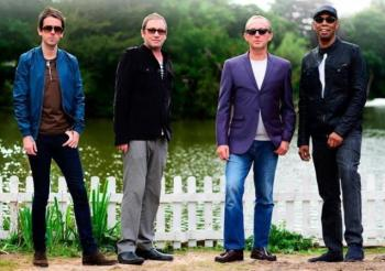Ocean Colour Scene, David McWilliams, High Contrast Band…