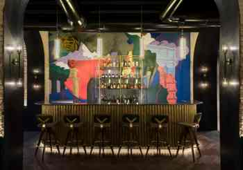 The Chapter Roma Bar: art, design and cocktails in the centro storico