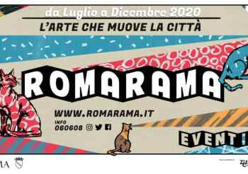 Romarama: the official events in Rome this 2020