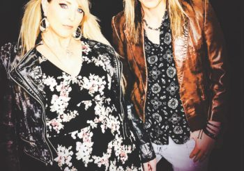 Janet Gardner and Justin James Bring 'Synergy' To Their Lives and Their Music on New Album