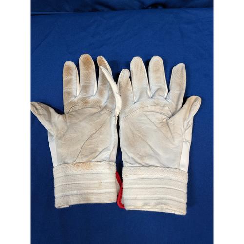 2018 Shohei Ohtani Branded Team-Issued Batting Gloves ...