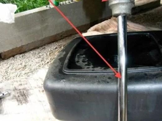 Vidange SEAT LEON 3 2.0 TDI 150 CV et filtre huile à la fin pour les instisfaits .....