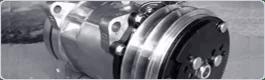 Section de pièces de rechange VW Climatisation et d'autre pièces automobile du groupe d'assemblage.