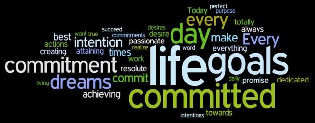 commitment wordle