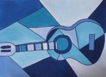 vagabondageautourdesoi-cussey-guitare bleue- Picasso-wordpress. JPG