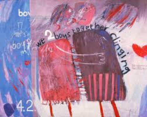 vagabondageautourdesoi-we two Boys together Clinging -1961-wordpress.JPG