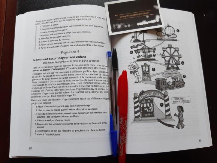 Les devoirs à la maison