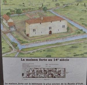 vagabondageautourdesoi.com - château de la bâtie d'urfe