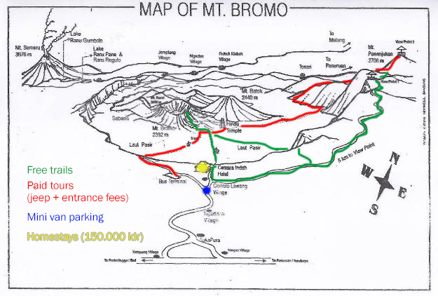 mount-bromo-map-free-trails-solo