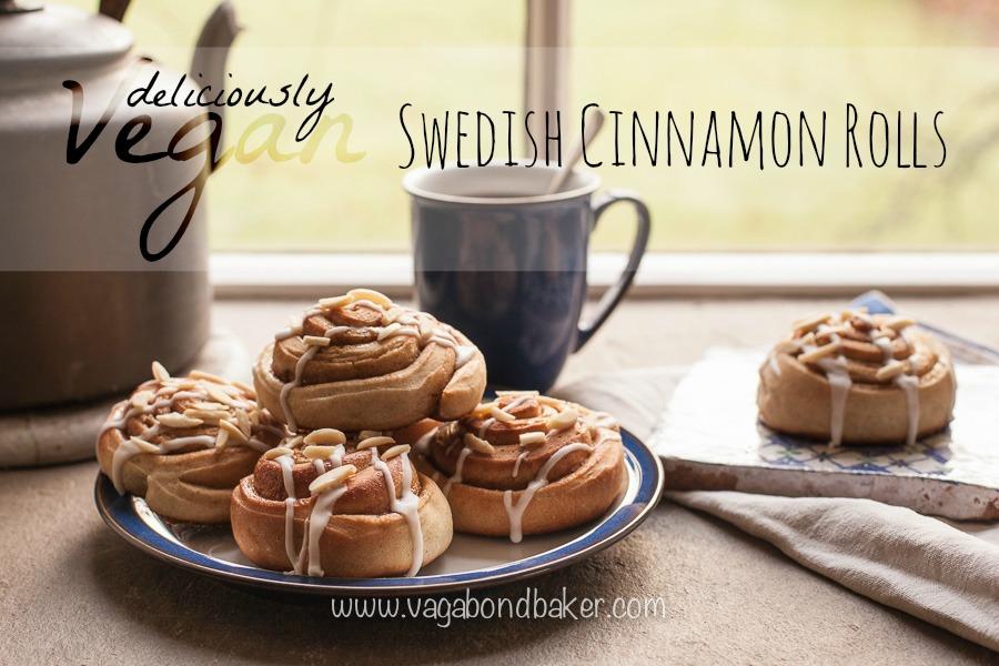 deliciously vegan swedish cinnamon