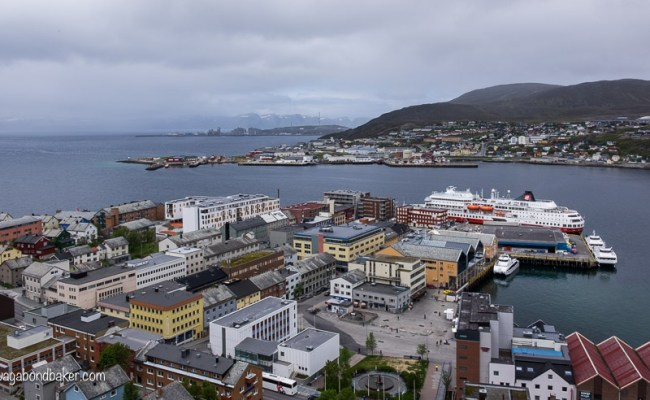 Hammerfest Norway The Town On Top Of The World