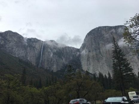 El Capitan & Yosemite Falls