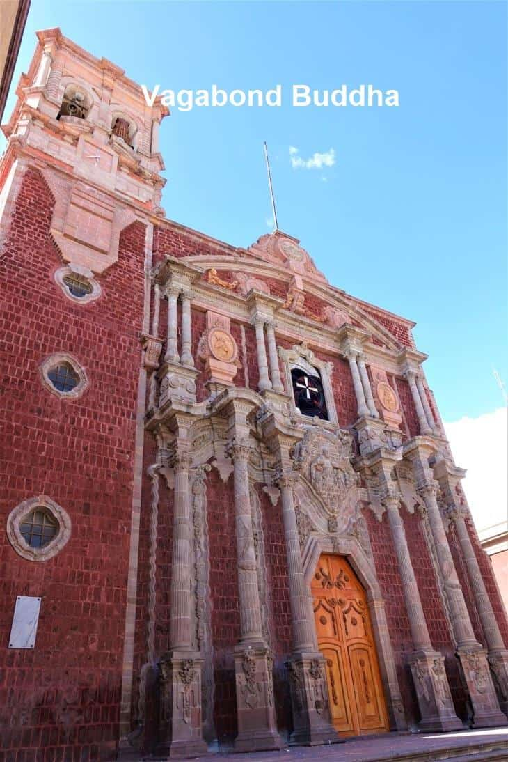 Querétaro Cathedral (Church San Felipe Neri)(and Ex Monastery): This Church  Was Started In 1786 And Took 19 Years To Complete. It Was Inaugurated By  Miguel ...