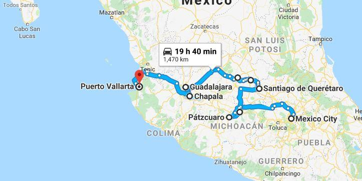 Places to live in mexico