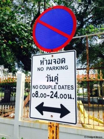 thailand sign