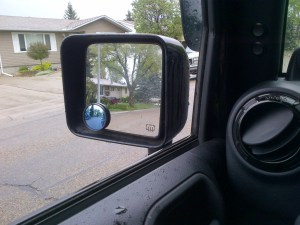 An increase in rear-view visibility never hurts!