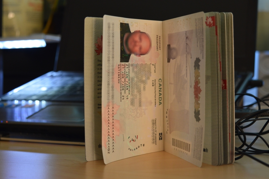 The Ten Year Passport….