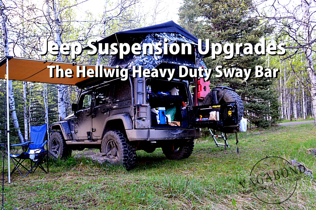 The Hellwig Heavy-Duty Sway Bar