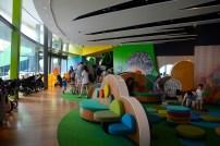 Melbourne museum är ett perfekt utflyktsmål för familjen