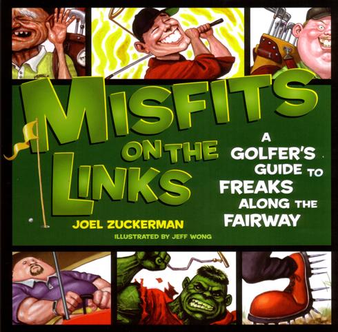 home page vagabond golfer Joel Zuckerman