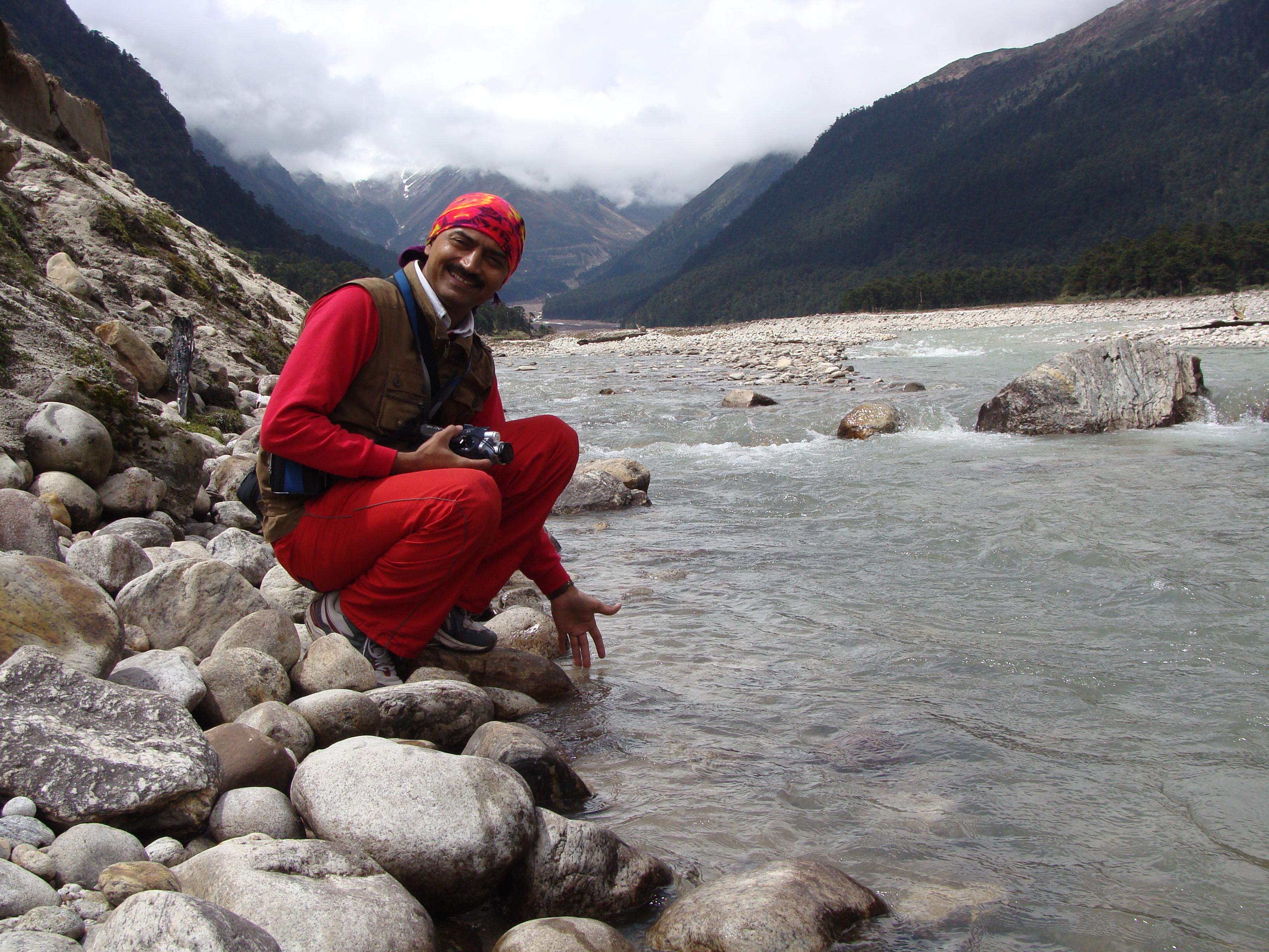 In North Sikkim
