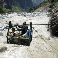 1.1 Lakh evacuated from Uttarakhand