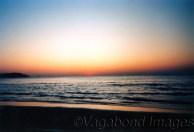 Miramar beach at Panaji, Goa