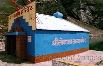 Lokpal Laxman temple is located just behind the gurudwara