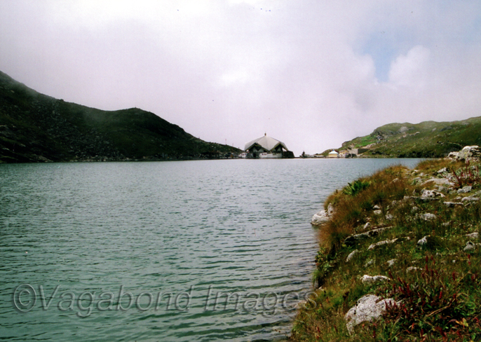 This is one of the few Himalayan lakes at such a high altitude
