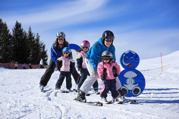 Winters in Davosare exciting! Photo: Christof Sonderegger