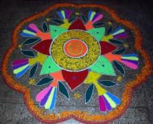 Diwali-Rangoli