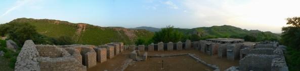 Jaulian Ancient Buddhist Monastery at Taxila in Pakistan. Photo: Wikipedia