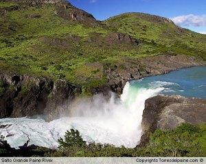 Salto Grande Paine River
