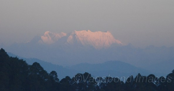 Sunrise View from Sonapani, Almora