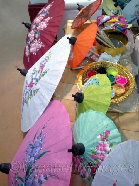 Thai Parasols