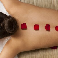 My love is like a red red rose…massage treat at Vale Resort in Wales