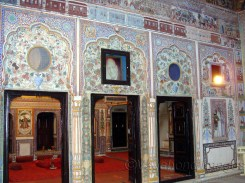 The businessmen of Shekhawati region had indeed opulent lifestyle