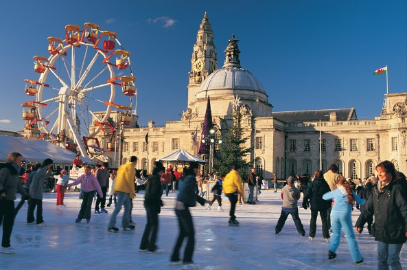 Winter Wonderland Cardiff