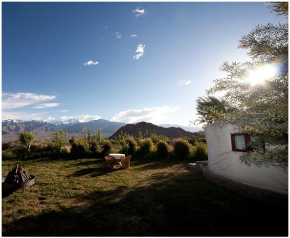 Ladakh Sarai at Leh