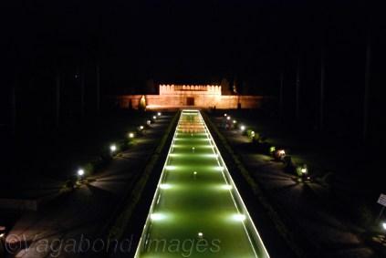 Each terrace has its own beauty