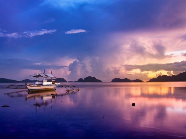 Palawan island, Phillipines