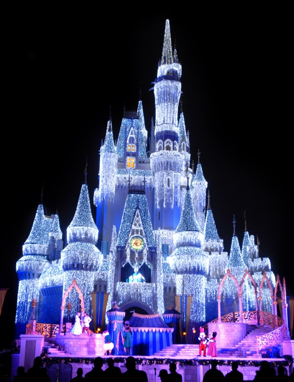 Cinderella Castle - Holiday