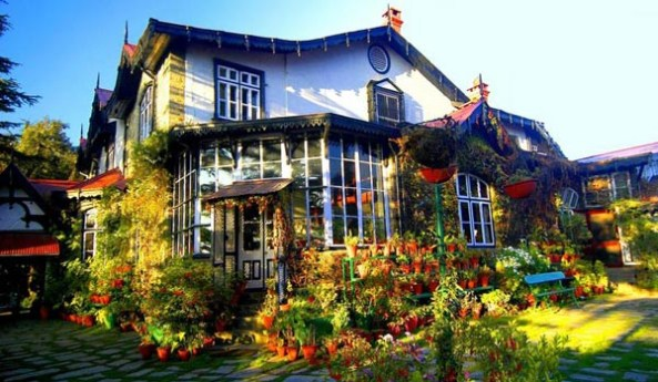 Hotel Chapslee in Shimla. Photo: courtsey indiafamousfor.com